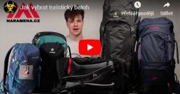 Turistické batohy