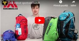 Sportovní batohy